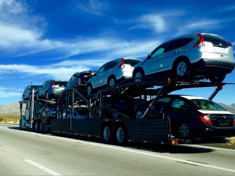 Uzun Mesafe Araç Taşıma